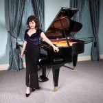Catherine Wilson. Bosendorfer piano by Robert Lowery's, photo by Mary Perdue