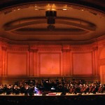 Catherine Wilson in concert with New York Pops