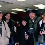 EV in St. John, New Brunswick. Dave Young, Norman Hathaway, Catherine Wilson, Jonathan Craig, Erica Beston