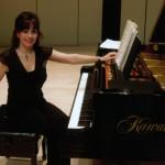 EV pianist/artistic director Catherine Wilson