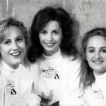 TRIO VIVANT Palm Court Encores CD photo Amanda Forsythe, cello; Catherine Wilson, piano/artistic director; Marie Berard, violin Photo by Tony Hauser