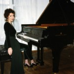 Catherine Wilson at the Chopin House