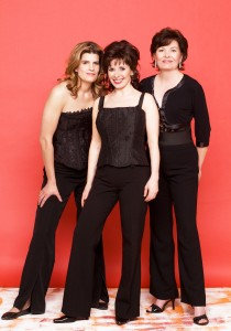 Ensemble Vivant - Erica Beston, violin; Catherine Wilson, piano/artistic director; Sharon Prater, cello Photo by Denise Grant
