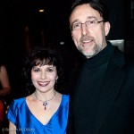 Catherine Wilson and Norman Hathaway at Glenn Gould Studio