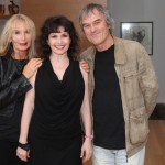 Pianist Catherine Wilson with musician, composer Jack Grunsky and singer Hertha Grunsky Photo by Jaclyn Appleby