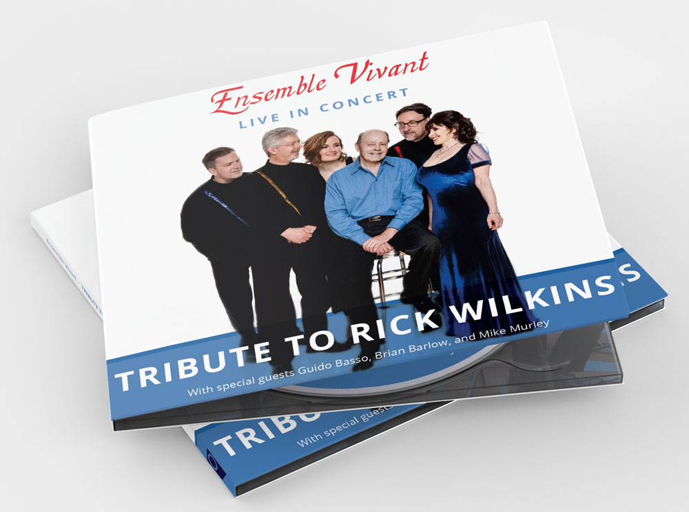 Ensemble Vivant CD Rick Wilkins