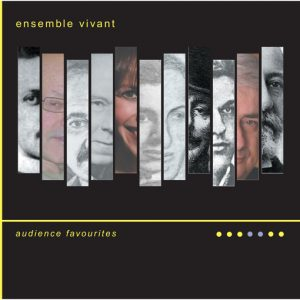 Ensemble Vivant Audience Favourites CD Cover