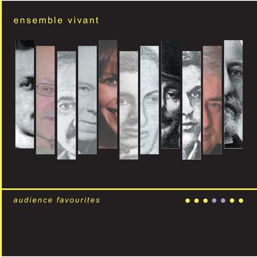 Ensemble Vivant Audience Favourites CD Cover