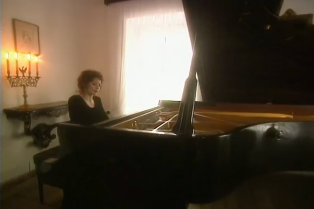 CATHERINE WILSON performs BERCEUSE, Op. 57 in D Flat Major by F. Chopin