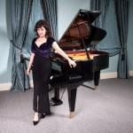 Catherine Wilson. Bosendorfer piano by Robert Lowery's, photo by Mary Perdue