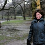 Catherine Wilson in Central Park