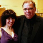 Catherine Wilson, solo piano with conductor Michael Lyons, La Jeunesse Youth Orchestra