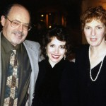 Catherine Wilson, pianist/artistic director with Rick Wilkins, C.M., composer, arranger, producer, and his wife Carolyn Wilkins