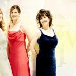 Ensemble Vivant Amy Laing, cello; Erica Beston, violin; Catherine Wilson, piano/artistic director Photo by Robert Divito