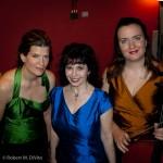 Erica Beston, Catherine Wilson, Sybil Shanahan