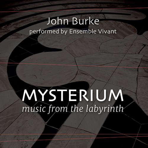 NEW CD!  John Burke's Mysterium