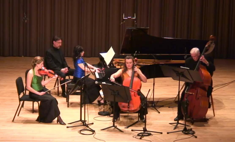 ENSEMBLE VIVANT Live-in-Concert: DANSA NEGRA by M.C. Guarnieri
