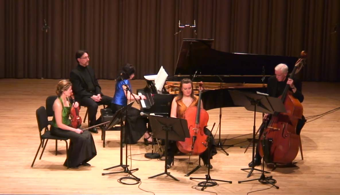ENSEMBLE VIVANT Live-in-Concert: ADIOS NONINO by A. Piazzolla