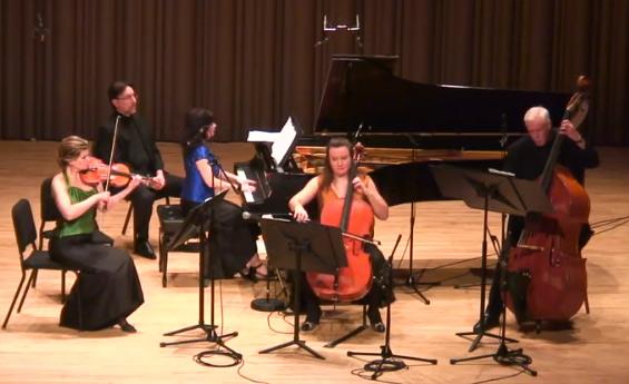 ENSEMBLE VIVANT Live-in-Concert: GARÔTO by E. Nazareth