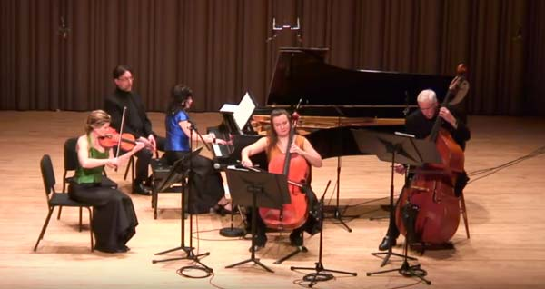 ENSEMBLE VIVANT Live-in-Concert: UNDERTANGO by A. Piazzolla