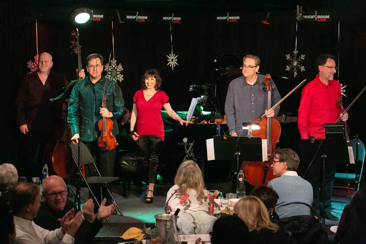 Latin Romance CD Release at Hugh's Room Live (December 2019)