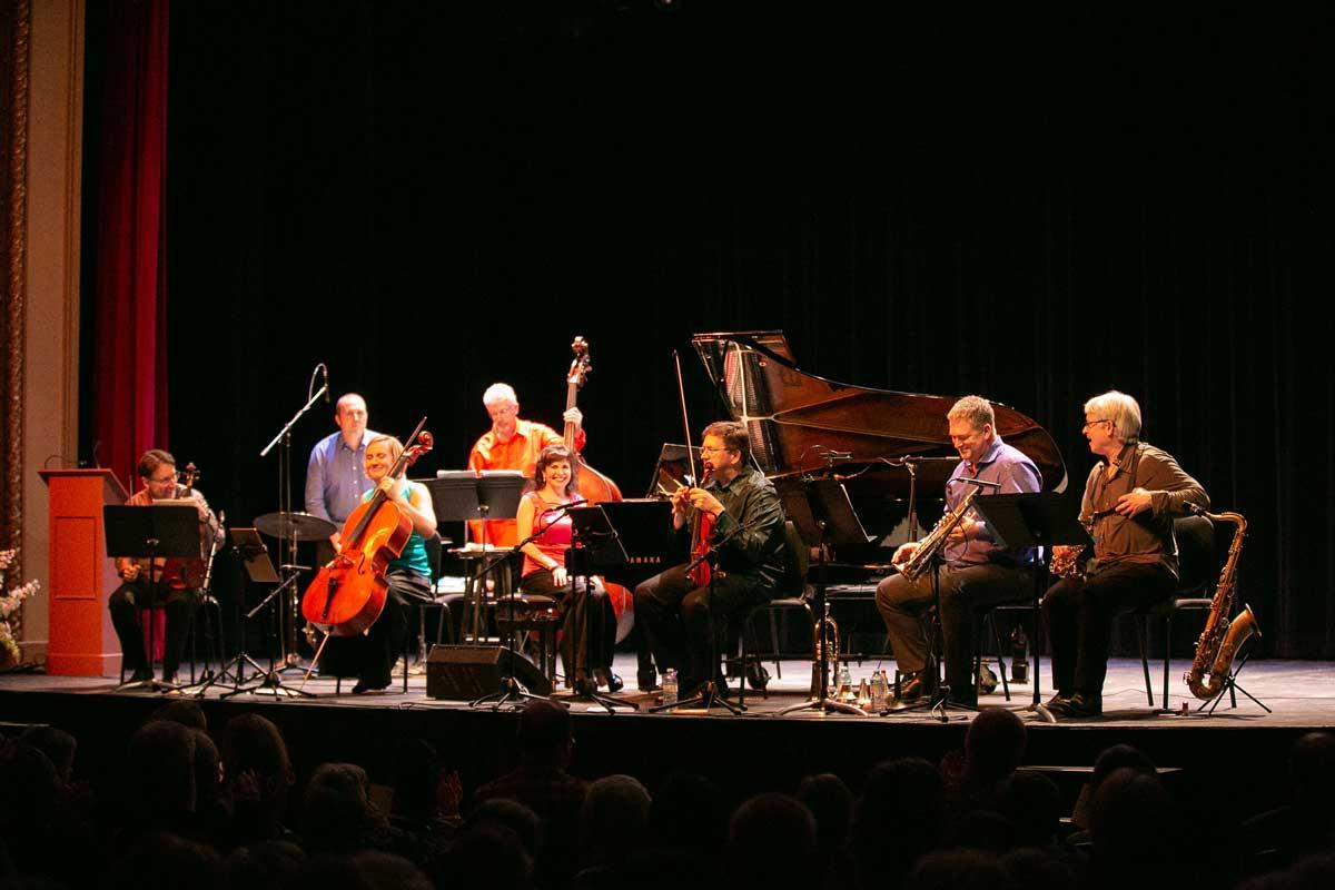 Ensemble Vivant Tribute to Rick Wilkins, Orillia (March 2019)