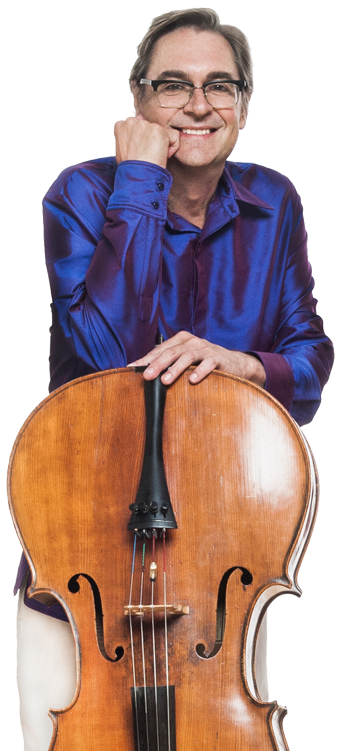 Tom Mueller cellist